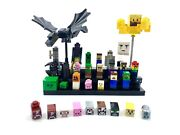 Moc Lego Minecraft Micro World Collection For 21102, 21105, 21106, 21107