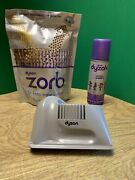 New Dyson Kit Zorb Pet Grooming Tool Andcarpet Maintenance Powder And Spot Cleaner