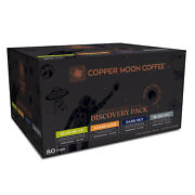 Copper Moon Coffee Discovery Variety Pack 80 Count