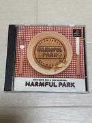 Used Harmful Park Ps1 Playstation Pure Shooting Game Soft