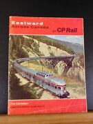 Eastward Across Canada By Canadian Pacific 32 Pages Sub-division Information