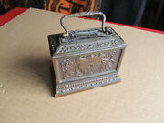 Vintage Diecast Mercantile Co-op Bank Toy Antique Property Of New York City