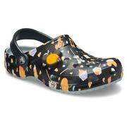 Disney Mickey Mouse Halloween Snack Crocs-free 2 Day Fedex Shipping