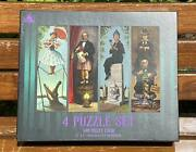 Disney Haunted Mansion Stretching Room 4-500 Piece Jigsaw Puzzle