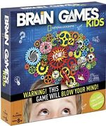 Brain Games Kids Warning This Game Will Blow Your