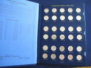 1946-1964pds Roosevelt Silver Dime Brilliant Uncirculated Set Of 48 Coins E5638