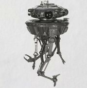 2020 Hallmark Exclusive Star Wars Imperial Probe Droid Ornament Sold Out