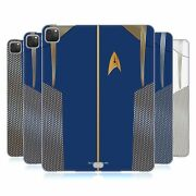 Official Star Trek Discovery Uniforms Soft Gel Case For Apple Samsung Kindle