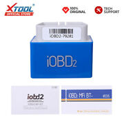 Xtool Iobd2 Mfi Bt Auto Diagnostic Car Fault Code Reader Scanner Android And Ios
