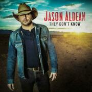 Jason Aldean They Don't Know Cd.