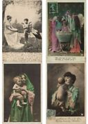 Baby Babies Children Glamour Incl. Real Photo 300 Vintage Postcards L2973