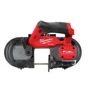 Milwaukee M12 Fuel Bl Li-ion Compact Band Saw Tool Only 2529-20 New