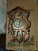 Coo Coo Clock Made In Germany. Missing A Few Minor Parts