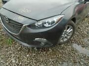Mazda 3  2015 Front Clip Assembly 41142