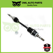 Front Right / Left Cv Joint Axle For Kawasaki Mule 2510 3010 4010 4x4 59266-0034