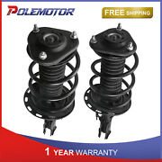 Pair Left And Right Front Complete Struts Shock Absorber For 2006-2008 Toyota Rav4