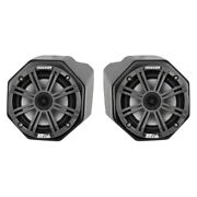 For Polaris General 1000 16-19 3 Speaker Kicker Plug And Play Ride Command Kit