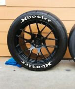Permanent Tire Lettering Hoosier 8x Stickers 16-22 Decal 1.25 Set For 4 Tires