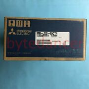 1pc New Mitsubishi Server Driver Mr-j2s-60ct4 One Year Warranty Fast Delivery