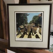Beatles Abbey Road Signed Limited Edition