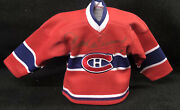Yvan Cournoyer Signed Montreal Canadiens Canada Exclusive Mini Jersey Coin Bank