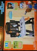 New - Kids Black And Decker Mega Power N' Play Workbench W/ Sounds 52 Tools And Acc.