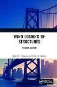 Wind Loading Of Structures By John D. Holmes English Hardcover Book Free Shipp