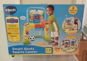 Vtech Smart Shots Sports Center 12-36 Months New Box Opened 📦 Never Used