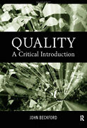 Quality A Critical Introduction - [routledge]