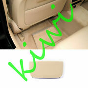 1pcs Seat Back Store Content Bag Beige Yellow For Bmw 5 Series 2007-2016