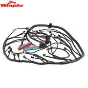 Ls1 Wiring Harness With T56 Non-electric Tran 4.8 5.3 6.0 For 1997-2006 Dbc Ls1