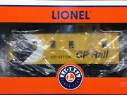 Lionel Canadian Pacific Animated Caboose New In Box 6-2685