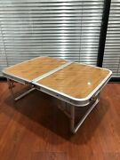 Setpower Folding Camping Table Portable Picnic Outdoor Foldable Tables Bbq Desk