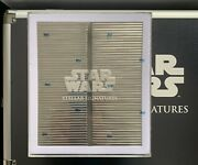 2020 Topps Star Wars Stellar Factory Sealed Reproduction Sketch Set /100