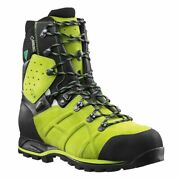 Haix Protector Ultra Work Boots - Men's, Lime Green, 12, Wide, 603110w-12