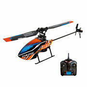 Rc Helicopter Rtf Gyro Flybarless Eachine E119 2.4g 4ch 6-axis - Us Stock