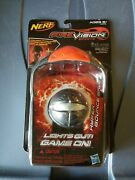 New In Package Nerf Firevision Hyper Bounce Ball And Red Firevision Frames