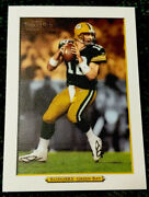 Aaron Rodgers Packers 2005 Topps Turkey Red Rookie - White Border Very Rare 221