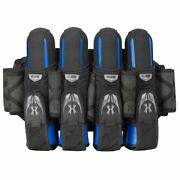Hk Army Magtek Paintball Harness Pack 3+2+4 Grey And Black