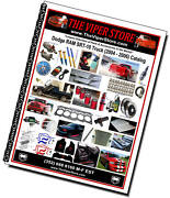 Dodge Ram Srt10 Viper Truck - Worldand039s Largest Parts And Accessories Store -catalog