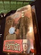 Rare The Munsters Herman Black And White Toys R Us Exclusive Figure Diamond Select