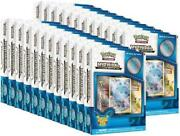 Mythical Pokemon Collection Manaphy Case Of 24 Boxes Pokemon Sealed 3dy