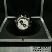 Graham Mercedes Gp Silverstone Automatic Stainless Steel Watch
