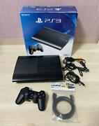 Sony Ps3 Playstation 3 500gb Black Cech-4300c Game Console From Japan Used F/s