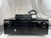 Denon Avr-4311ci 9.2 Ch. Network Home Theater Receiver Phone App Enabled Hdmi 3d