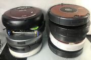 Lot Of 10 Irobot Roomba As Is For Parts Or Repair Not Working
