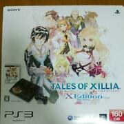Sony Ps3 Playstation3 Console Cech-3000a Tales Of Xillia Limited Edition New