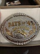 Prca Rodeo Trophy Buckle