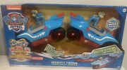 Paw Patrol Mighty Twins Power Split Vehicle New Mighty Pups Super Paws