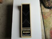 Vintage Coleco Bowlatronic Electronic Gameandnbsp Tested Works